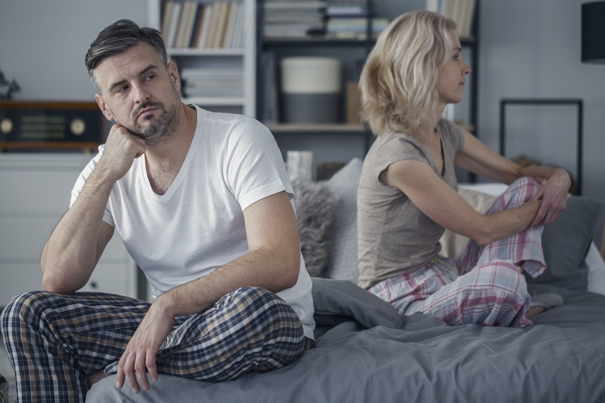 les causes d'une rupture amoureuse