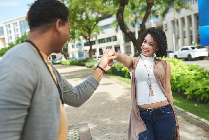 Comment draguer une fille dans la rue
